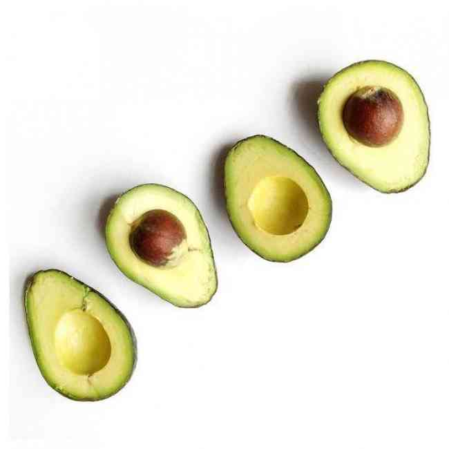 Avocados are full of healthy fats