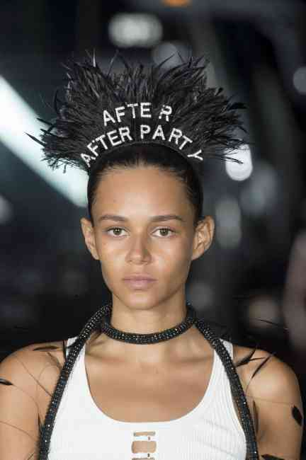 Alexander Wang, Spring Summer 2018 - New York Fashion Week, After Partyy