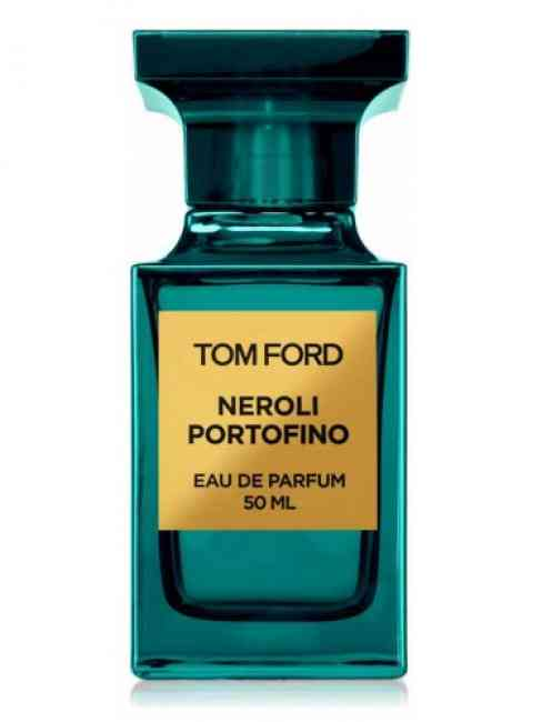 Bottle of Tom Ford Neroli Portofino Eau de Parfum