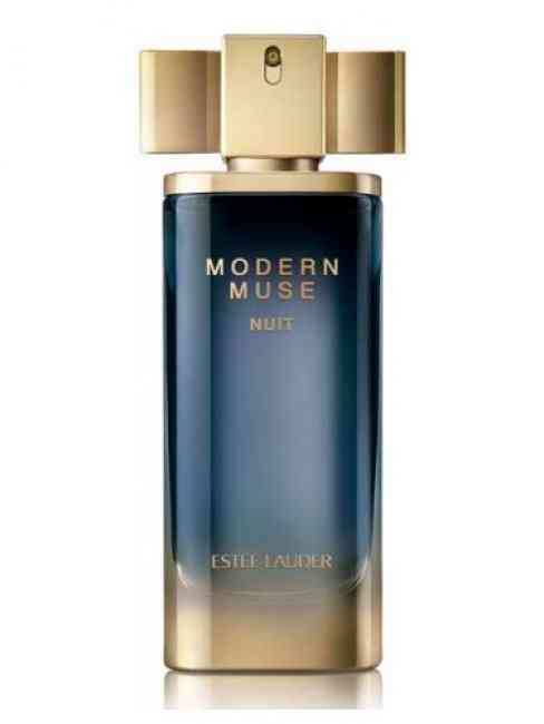 Bottle of Estee Lauder Modern Muse Nuit
