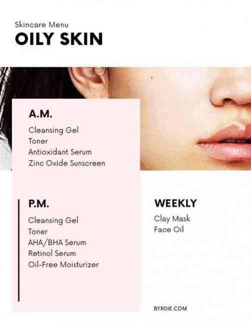 Make your skincare about your skin type