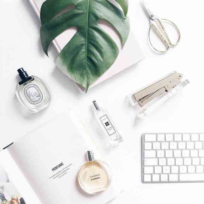 Simple fragrances to be worn together