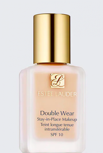 Use Double Wear Estee Lauder to create Faux Freckles