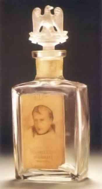 Bouquet De Napoleon perfume bottle.