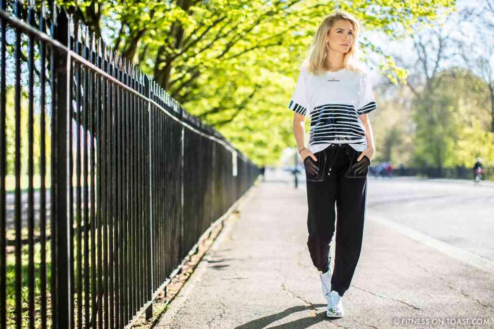 Walking increases blood flow