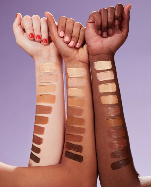 Many Shades of Makeup: The New Foundation Standard
