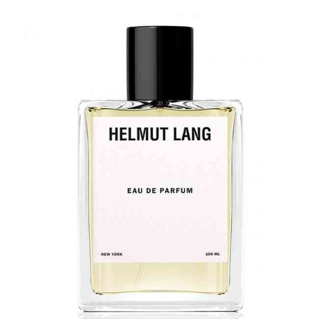 Bottle of Helmut Lang Eau de Parfum