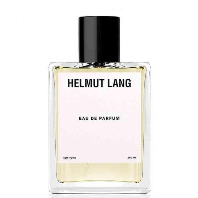 Bottle of Helmut Lang Eau de Parfum