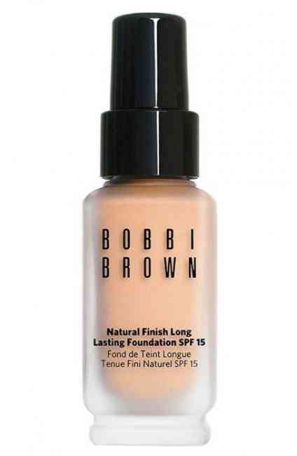 Bobbi Brown Natural Finish Long Lasting Foundation SPF 15