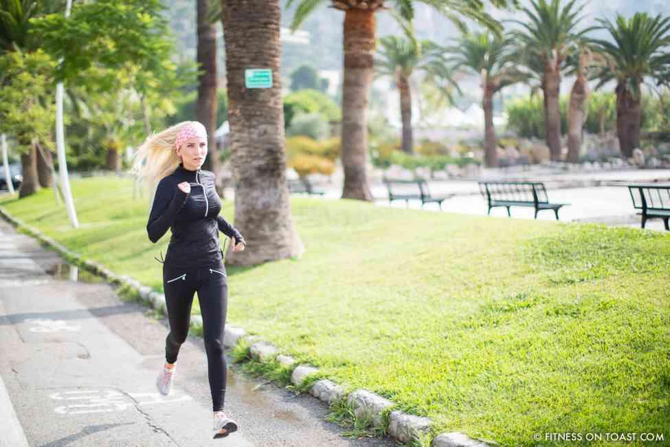 Running improves heart condition